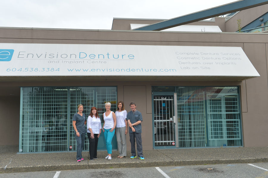 Surrey Denture, Envision Denture Clinic and Implant Centre
